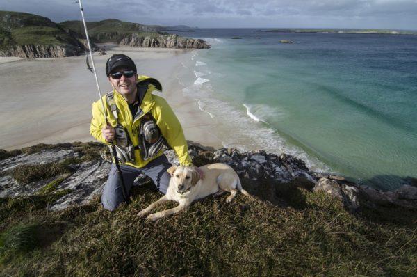 sea fishing highlands, pollock fishing, Inverness, west coast, NC500 fishing