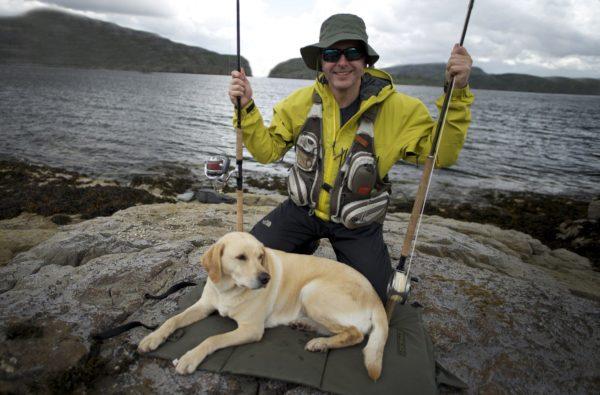 pollock, pollack, shore fishing, highlands,
