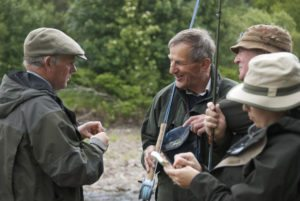 Salmon Fishing Guests, River Spey, gillie, River Dee, Fly Fishing Scotland, Orvis Uk, Fishing guide, fishing tackle, advice, tactics