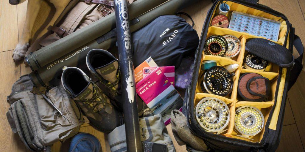 Alba Game Fishing, tackle, orvis