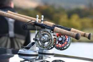 salmon tackle, rod rack, river tweed, River Tay, River Spey,