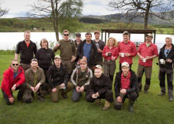 corporate fishing event, fishing lunch, Fly fishing, pike fishing, Fishing guide, Scotland, corporate event, inspiring events, outdoor food experience, team building, away days, corporate entertainment, experiential learning,