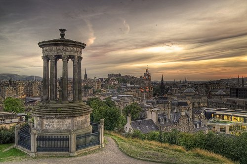 Edinburgh, Orvis fishing holiday, Alba Game Fishing, Fishing trips Scotland, luxury fishing vacation