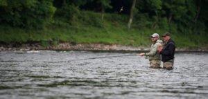 Salmon fishing, Mackenzie rods, River Tay, Fishing Guide, Orvis, Alba Game Fishing