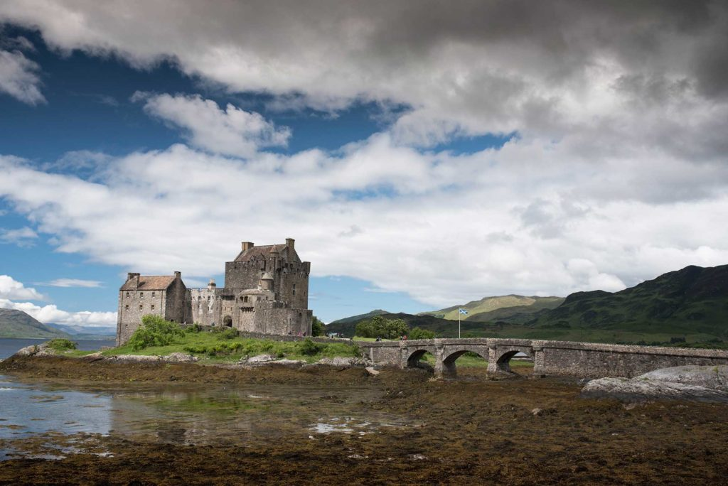 Eilean Donan Castle, hidden gems, scotland, alba game fishing, skye, Kyle of lochalsh