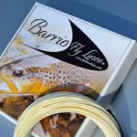 best trout lines, trout fishing fly lines, Barrio Fly Lines,