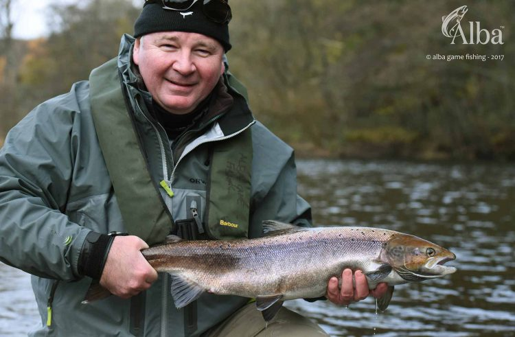 Atlantic salmon fishing, salmon guide, Scotland, River Tweed, best beats for salmon, catch and release, fishing guide, edinburgh,