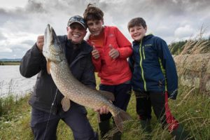 Pike fishing, near Outlander film location, fishing trips, best pike fishing, pike lochs, fishing guide, near Edinburgh, Edinburgh fisheries, Scotland, Alba Game Fishing