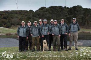 fishing guide, salmon fishing, trout fishing, best fishing company in Scotland, orvis endorsed guides, Alba Game Fishing, winter fishing, near Edinburgh