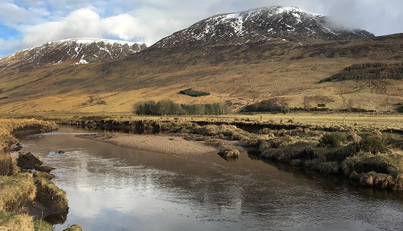 River Esk, Salmon River, Cairngorm national park, Glen Clova, Orvis Guide, Fly fishing in Scotland, salmon fishing holidays