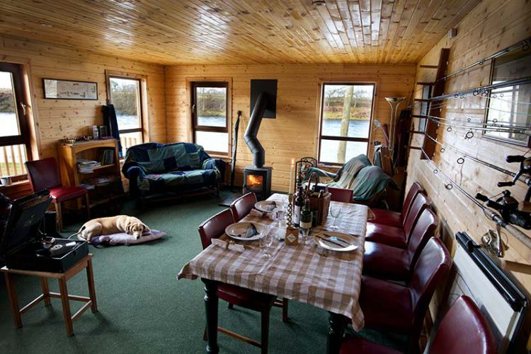 Fishin Hut, Fishponds, Iain Kirk, salmon fishing, river Tay, Orvis, Alba Game Fishing, Hidden Gems Vacation, Scotland
