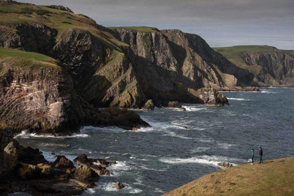 St Abbs, Best viewpoint, Scotland, Berwickshire coastline, Vista, Coastal Walk,