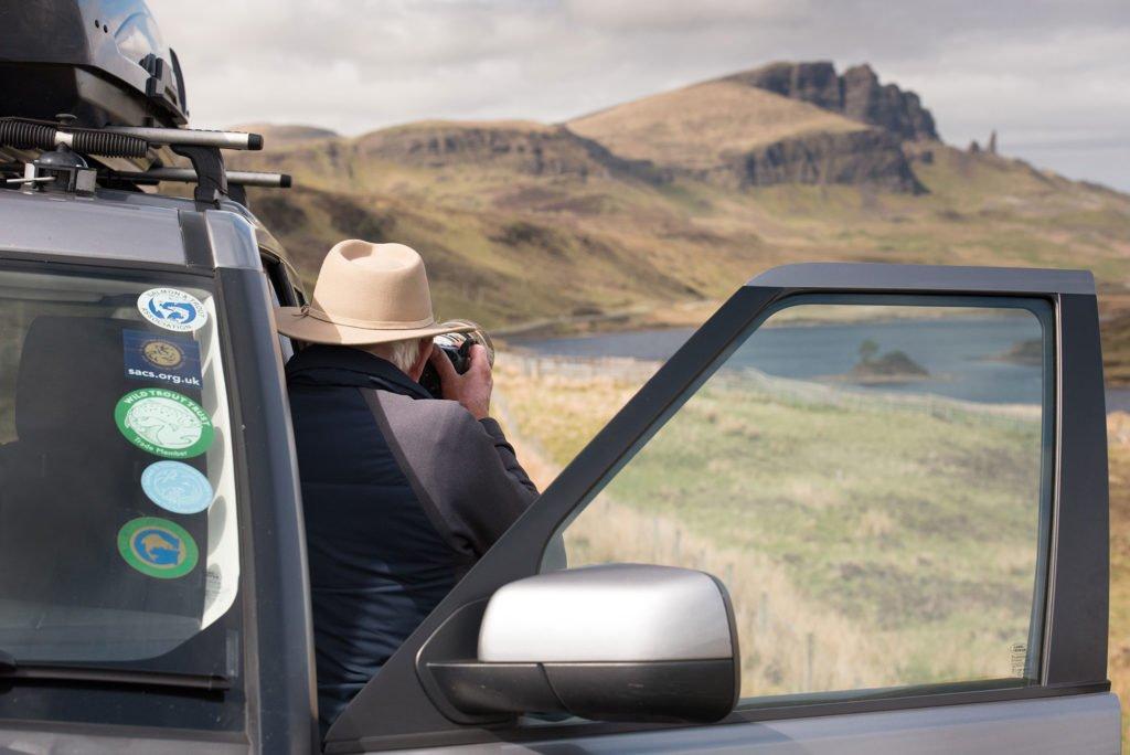 bespoke tours, highlands, Scotland, Touring, Isle of Skye, Old man of Storr