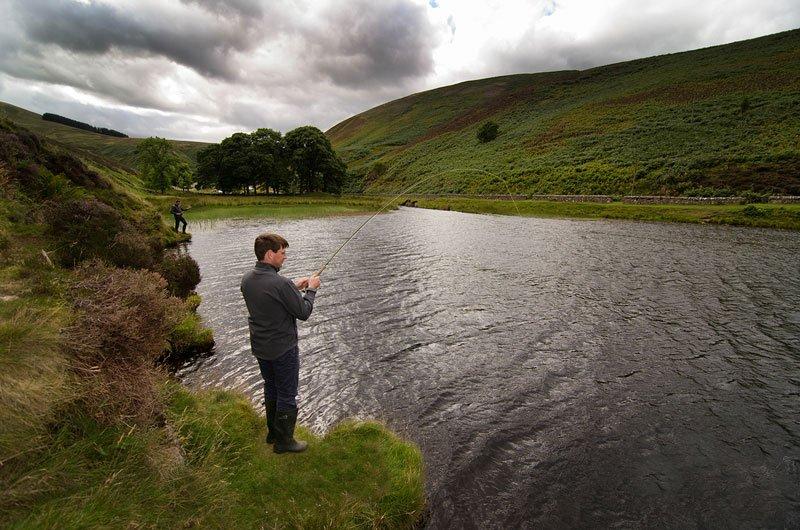 trout fishing Edinburgh, trout fishing, fly fishing, best fishing, Edinburgh hotels, fishing guide,