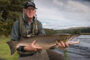 Salmon Fishing, Accommodation, River Tay, Scotland, 5 star exclusive use, boutique properties, Perthshire, sporting lodge, best fishing accommodation Scotland