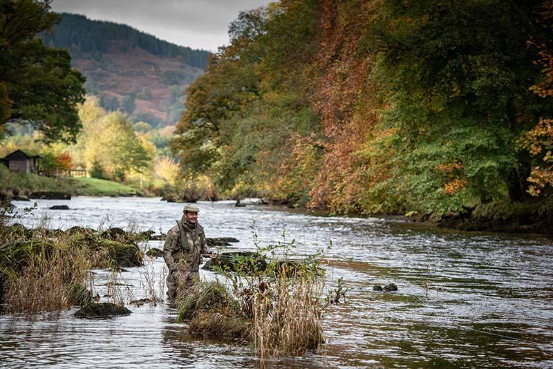 River Earn, Lochlane and Laggan, salmon fishing, Spey Casting, Atlantic Salmon, salmon flies, fishing, gleneagles, Scotland, Orvis fishing guides
