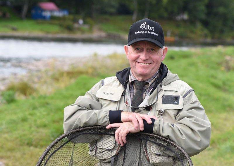 fishing guide, River Tay, Perth, salmon fishing