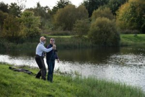 Fly fishing lessons with Alba pro-guide at Kinross. You can catch golden trout, rainbows and blues. Ideal for beginners and fly fishing lessons