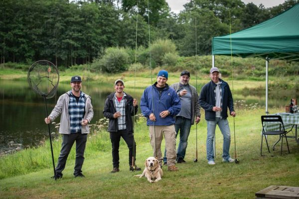 trout fishing, fly fishing, Glasgow, near, Loch Lomond, incentive, corporate, team building, Scotland, Cameron House