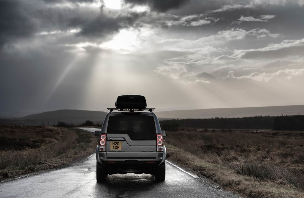 Land Rover, Discovery, Scottish Highlands, Fishing, Luxury tour, bespoke holiday, vacation, Highlands, Durness, Caithness