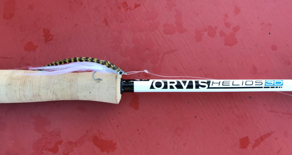 Orvis Helios 3, Helios3D, Saltwater, fly fishing, fly rod, Orvis UK, Pollack, Sea Bass, Scotland