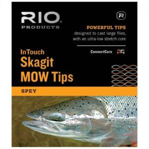 Mow, Rio, sinking tips, Fly Fishing, Salmon, Scotland, Fishing tackle