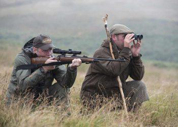 Macnab, deer stalking, Perthshire, deer hunting, gamekeeper, stalker, red deer