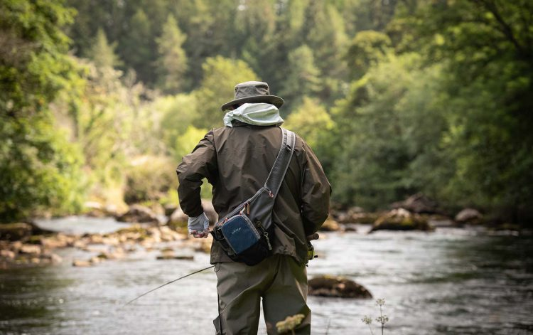 salmon rivers, scotland, best, productive, Alness, Highlands, Spey Casting, Switch rod, Orvis, Mackenzie Flyfishing, Scenic,