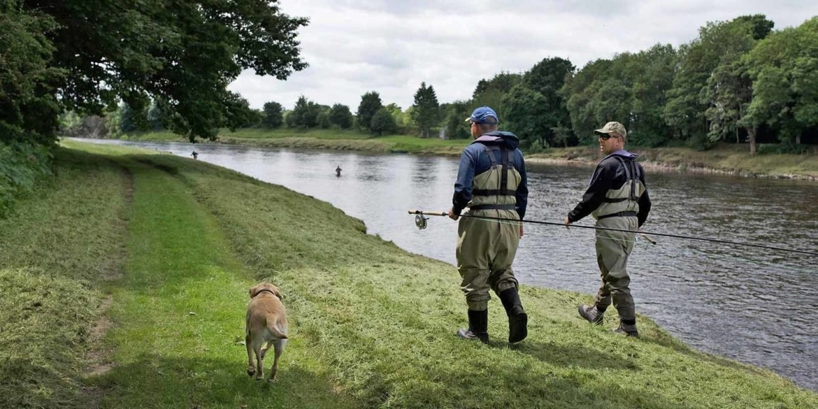 River Tay, Salmon Fishing, Fishing holiday, Fly Fishing, Spey Casting, Mackenzie fly fishing, Orvis Endorsed guides, Scone