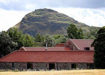 Luxury accommodation, East Lothian, Steading, Award winning, boutique property, self catering, best, Scotland, staycation, near golf, near fishing