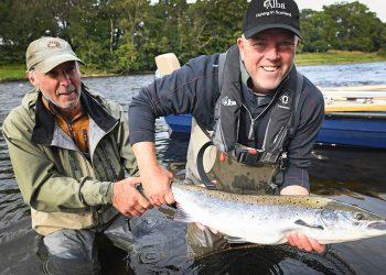 river tay, salmon, fishing, fly fishing, Atlantic Salmon, scotland, holidays, vacations, alba game fishing