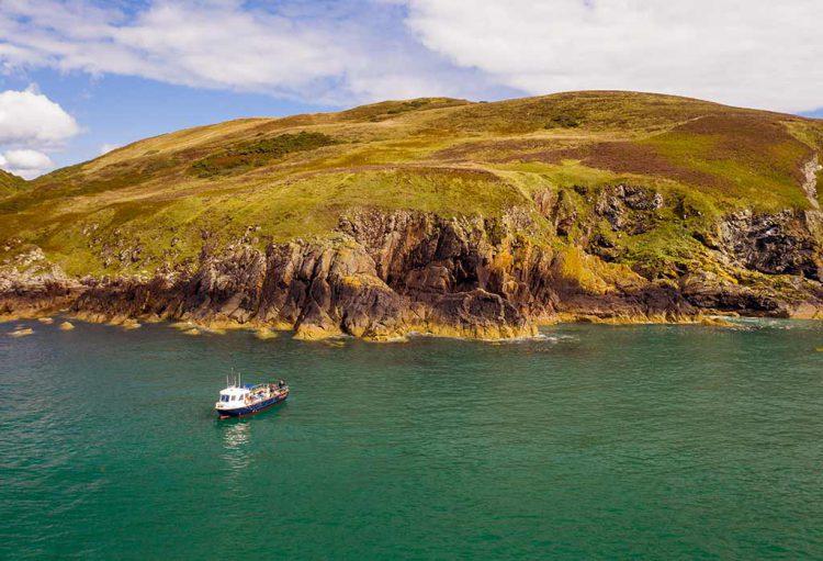sea fishing, knockinaam, galloway, Turnberry, Glenapp castle, boat fishing, fishing, fishing trips, fly fishing, pollack, fishing guide
