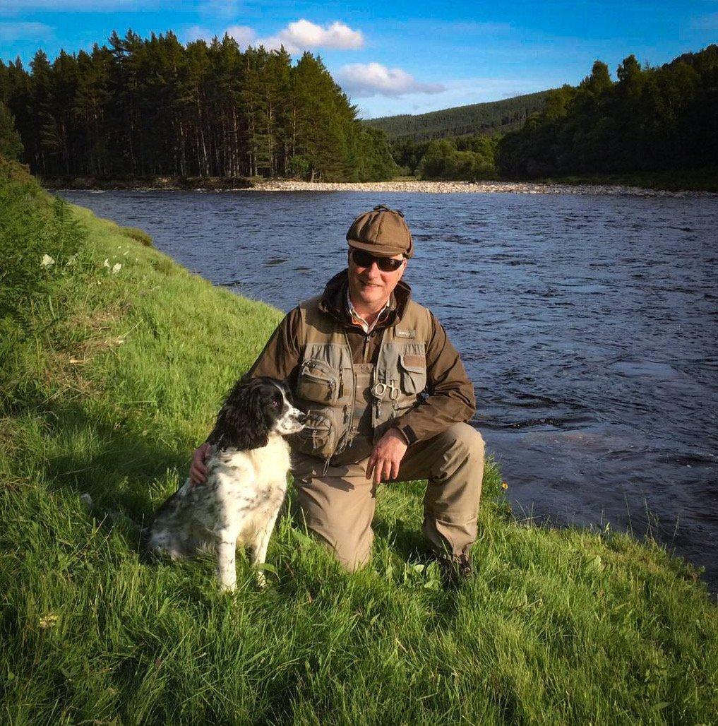 ghillie, River Dee, salmon fishing, fishing guide, alba game fishing, Aberdeen