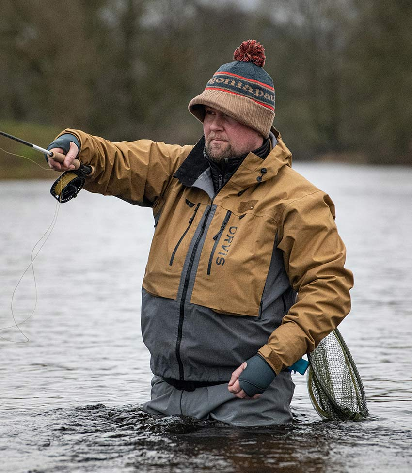fishing guide, pike, trout, sea trout, salmon, SGAIC casting instructor, Spey Casting tuition, events, disclosure Scotland, Grayling, First Aid trained