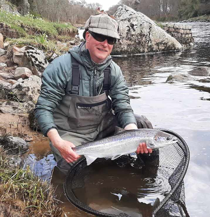 River Deveron, River Dee, fishing guide, Alan Catney, Scotland, near Inverness, Aberdeen river